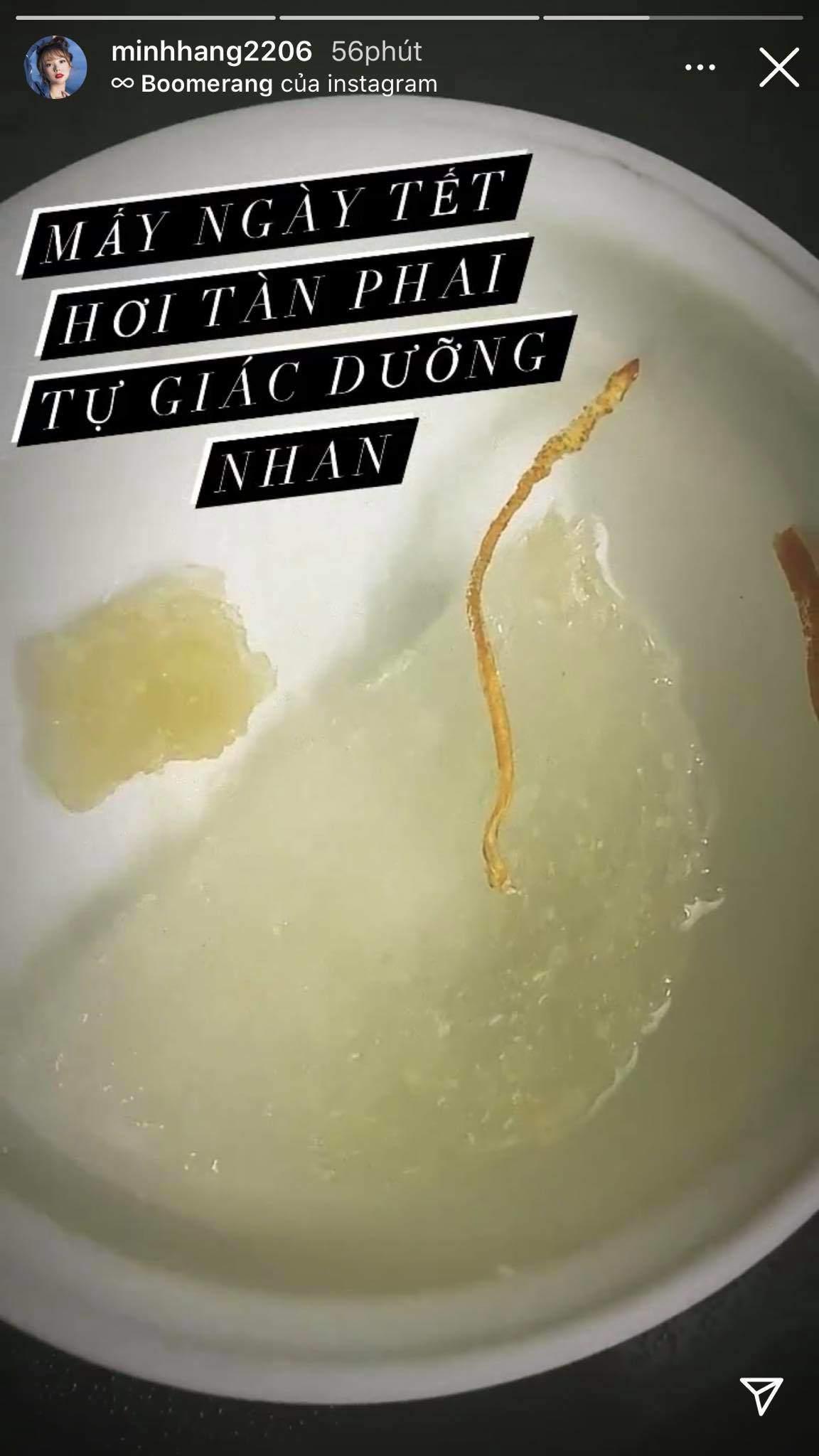 Hậu Tết ăn uống xả láng, loạt sao Việt la ó vì mụn biểu tình liền hối hả detox da - 7