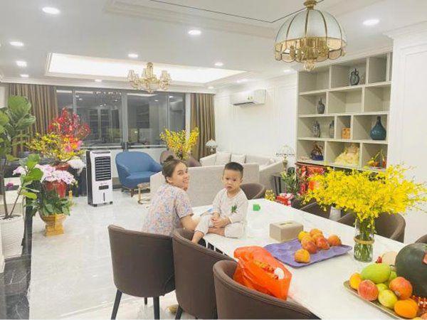Giang Hồng Ngọc dọn đến nơi ở mới cùng chồng doanh nhân, giá trị 6 tỷ đồng - 6