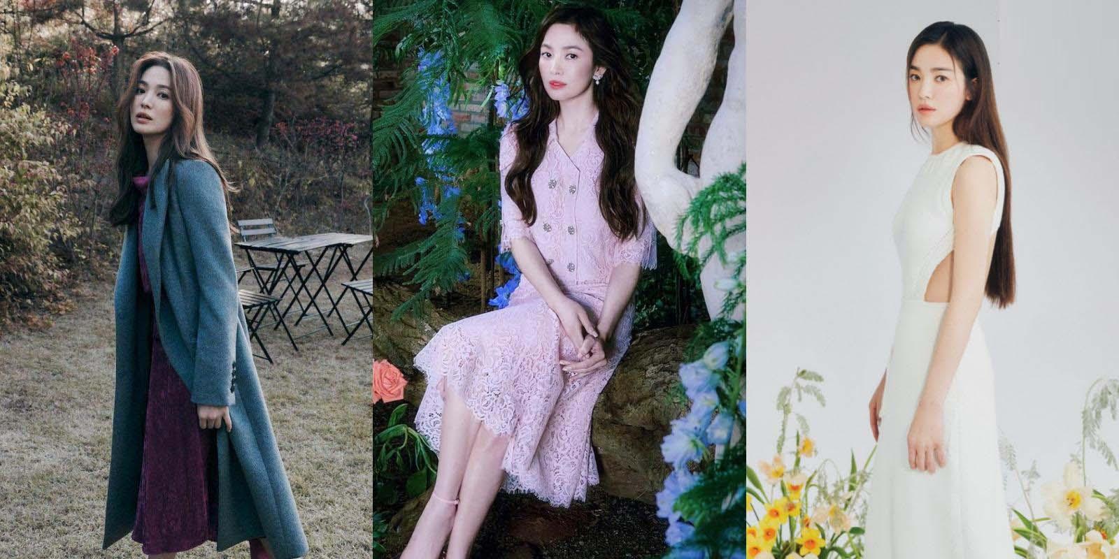 Song Hye Kyo khoe sắc trên tạp chí, Song Joong Ki amp;#34;phản đònamp;#34; phô diễn body lực lưỡng trong phim - 3