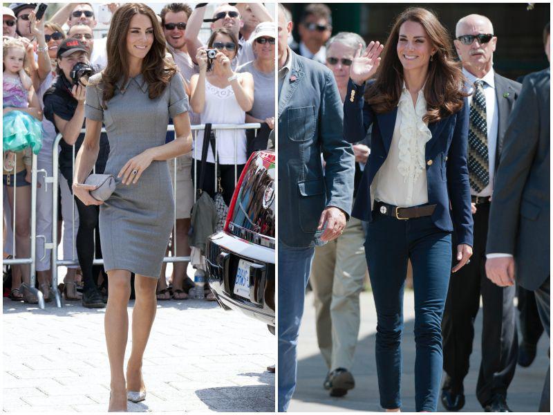 Khéo diện như công nương Kate, đồ cũ từ chục năm trước vẫn không lỗi thời - 3
