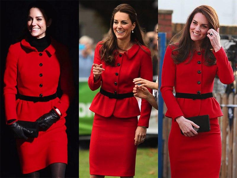 Khéo diện như công nương Kate, đồ cũ từ chục năm trước vẫn không lỗi thời - 4