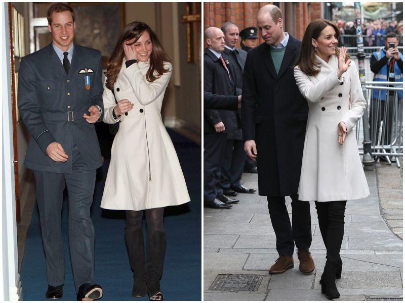 Khéo diện như công nương Kate, đồ cũ từ chục năm trước vẫn không lỗi thời - 7