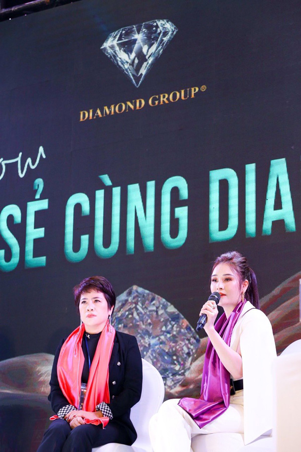 Doanh nhân Thủy Nguyễn - Chủ tịch HĐQT Tập đoàn Diamond Group chia sẻ về cuộc sống đời thường - 3