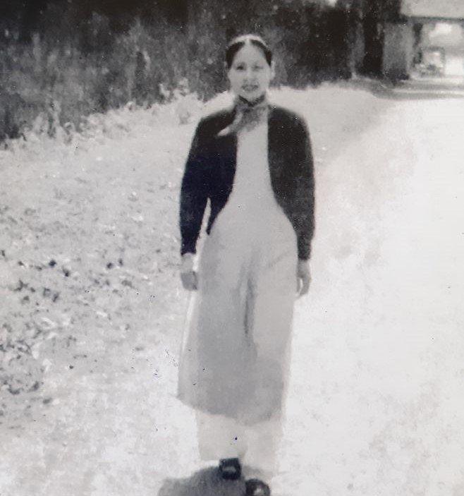 Những hình ảnh lần đầu được công bố về cung nữ cuối cùng triều Nguyễn vừa qua đời - 4