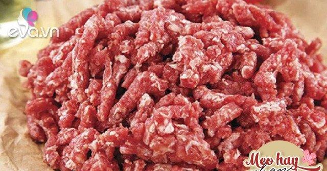 Mua thịt bò, đầu bếp khuyên thấy 5 miếng này tốt nhất hãy tránh xa