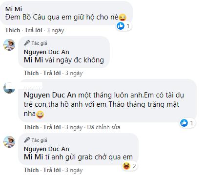 Muốn gần Phan Như Thảo nhưng con bám, đại gia Đức An than: Trai trẻ còn khoẻ...không làm gì được - 5