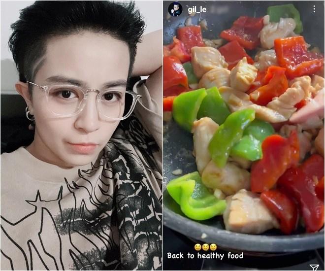 Fan ngưỡng mộ độ tình cảm của Gil Lê - Hoàng Thùy Linh nhờ điểm chung về món ăn - 3