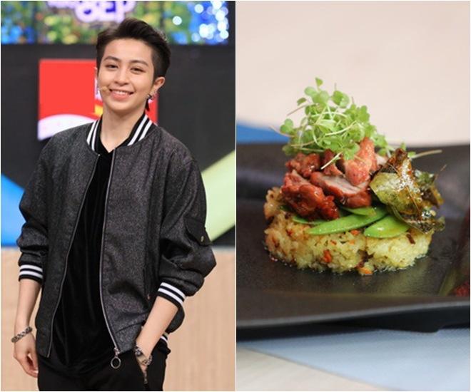 Fan ngưỡng mộ độ tình cảm của Gil Lê - Hoàng Thùy Linh nhờ điểm chung về món ăn - 16