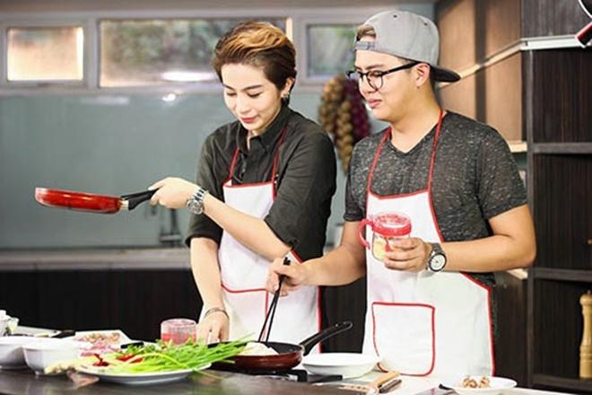 Fan ngưỡng mộ độ tình cảm của Gil Lê - Hoàng Thùy Linh nhờ điểm chung về món ăn - 15