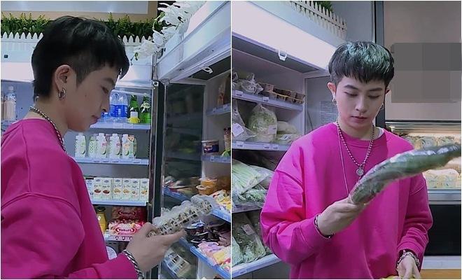 Fan ngưỡng mộ độ tình cảm của Gil Lê - Hoàng Thùy Linh nhờ điểm chung về món ăn - 13