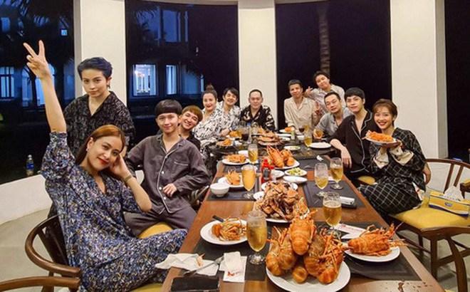 Fan ngưỡng mộ độ tình cảm của Gil Lê - Hoàng Thùy Linh nhờ điểm chung về món ăn - 9