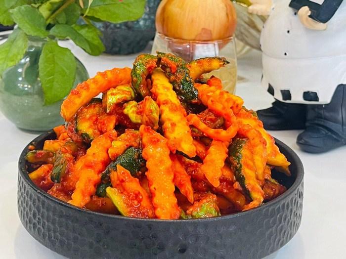 Nông sản đang rẻ, đầu bếp mách cách làm kim chi từ các loại rau củ quả tuyệt ngon - 7