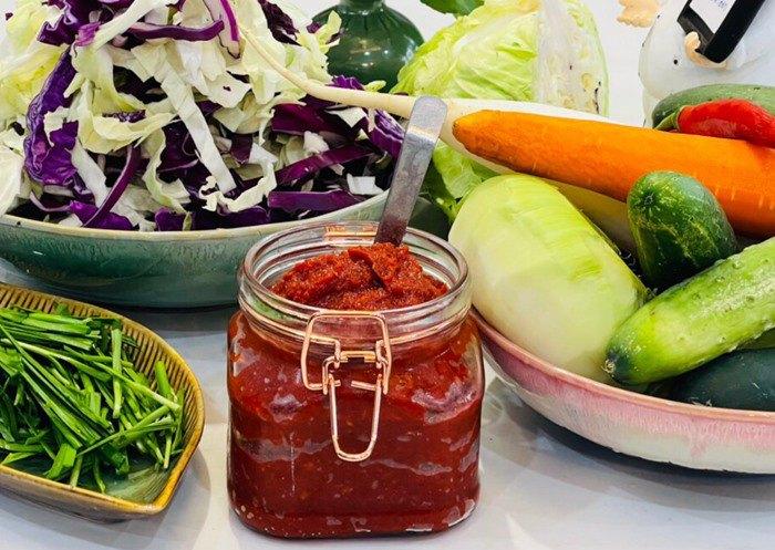 Nông sản đang rẻ, đầu bếp mách cách làm kim chi từ các loại rau củ quả tuyệt ngon - 3
