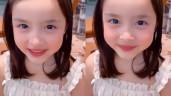 Con gái mỹ nhân đẹp nhất Philippines càng lớn càng trổ sắc giống mẹ, ai nấy đều xuýt xoa