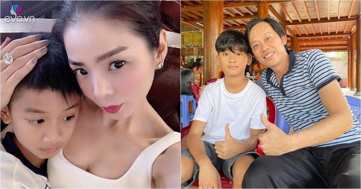 Sao Việt 24h: Lệ Quyên đưa con trai đi du xuân muộn, gặp nhân vật quyền lực