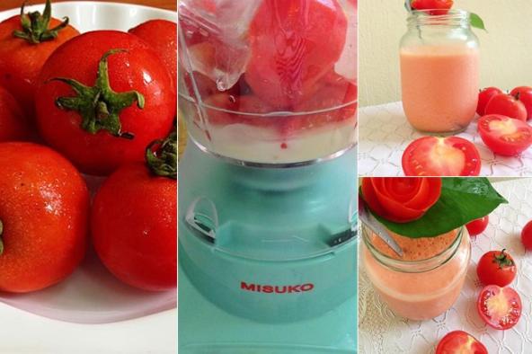 Cách làm sinh tố cà chua đơn giản mà ngon bổ dưỡng cho cả gia đình - 5