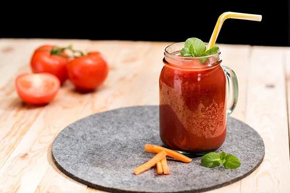 Cách làm sinh tố cà chua đơn giản mà ngon bổ dưỡng cho cả gia đình - 3
