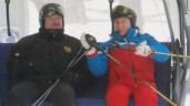 Ông Putin rủ Tổng thống Belarus đi trượt tuyết, lái mô tô