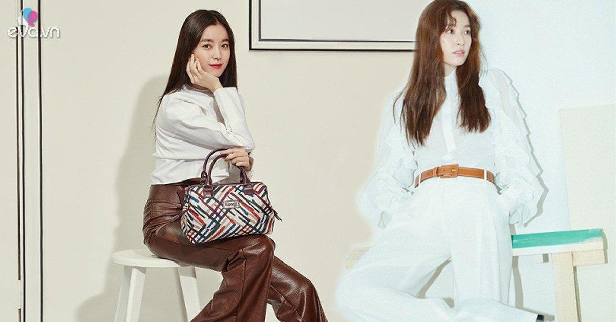 Chuộng diện đồ style công sở, ngọc nữ màn ảnh Hàn làm vạn người mê vì khí chất thanh lịch