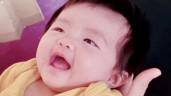 Con gái Đông Nhi cười giỡn với mẹ, dân tình phát hiện đặc điểm Winnie sẽ đẹp lại giàu sang