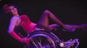 Vũ điệu nóng bỏng của vũ công xe lăn