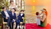 """Cựu MC Thời tiết Đan Lê: Ước có con gái nhưng sống trong mật ngọt với 2 """"hoàng tử"""""""