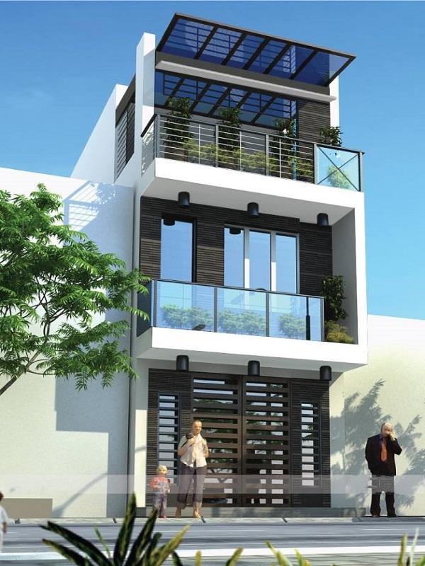 15+ Mẫu ban công đẹp nhất cho nhà phố, nhà ống, chung cư - 8