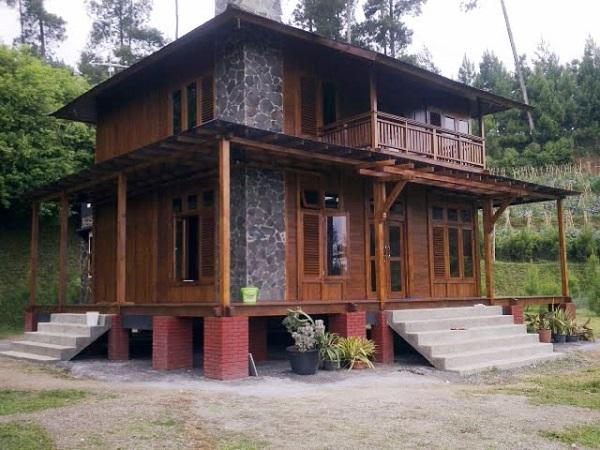 Những mẫu nhà gỗ đẹp, hiện đại nhất Việt Nam không thể bỏ qua - 15