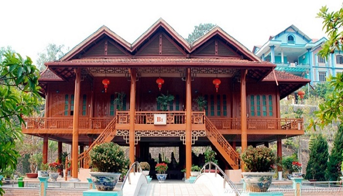 Những mẫu nhà gỗ đẹp, hiện đại nhất Việt Nam không thể bỏ qua - 14