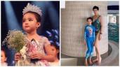 Cuộc sống Hoa hậu nhí Việt Nam đầu tiên sau 2 năm: ra dáng thiếu nữ, lực học top đầu