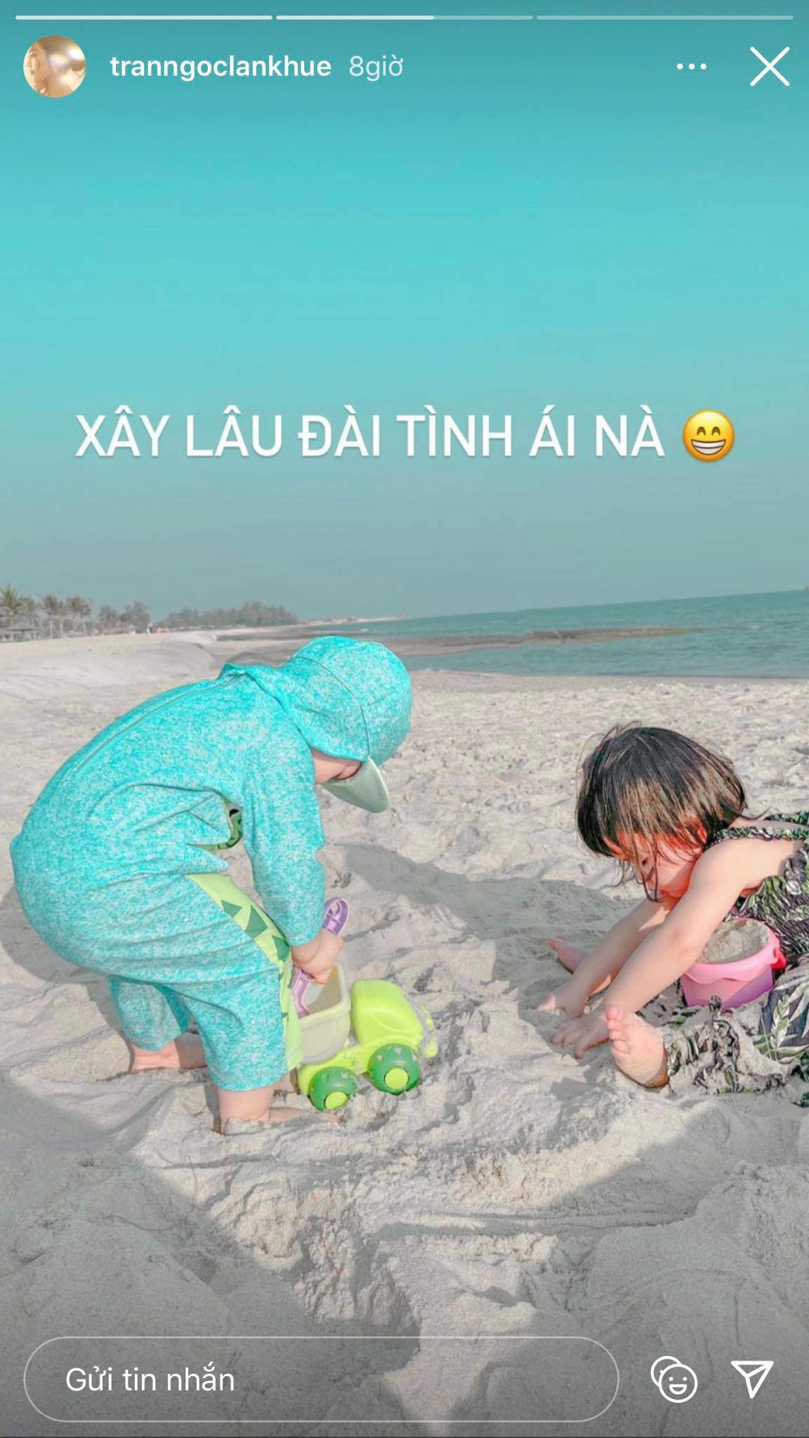 Cậu ấm cô chiêu của sao Việt ăn diện sang chảnh, xịn nhất là con Lan Khuê - 3