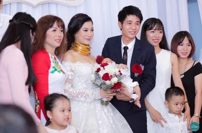 Cô dâu trong đám cưới 10 tỷ, có ca sĩ Lệ Quyên tham gia biểu diễn giờ ra sao? - 6
