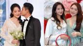 """1 tháng sau đám cưới triệu đô, vợ đẹp của Phan Thành tăng 3kg, vòng 2 """"lùm lùm"""""""