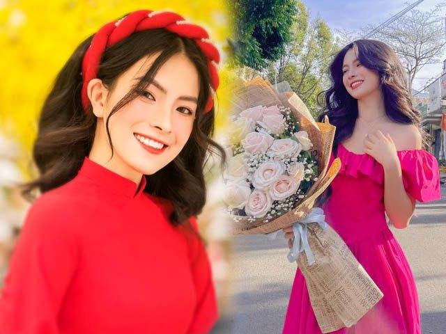 Nữ người mẫu Việt sở hữu nụ cười tươi sáng như ánh nắng làm bao con tim thổn thức