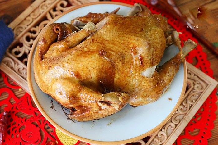 Cho con gà vào nồi cơm điện, 1 tiếng sau được món ngon ai cũng tưởng mua ngoài hàng - 8