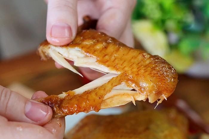 Cho con gà vào nồi cơm điện, 1 tiếng sau được món ngon ai cũng tưởng mua ngoài hàng - 10