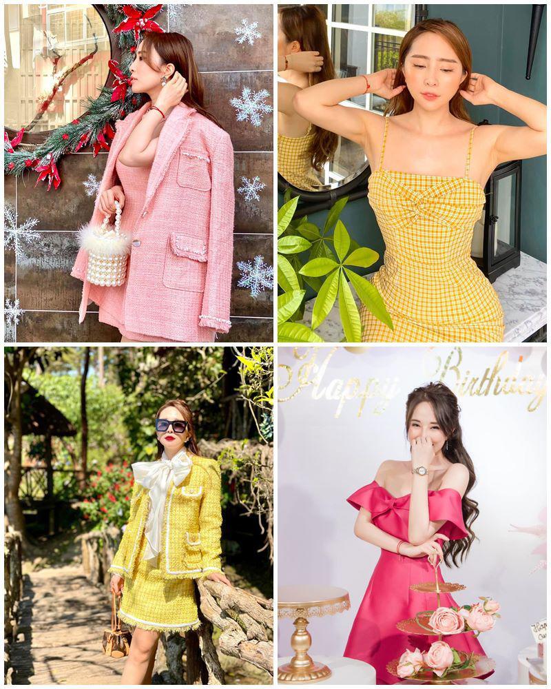 Nữ sinh nào sành như Quỳnh Nga: mặc váy ngắn cũn, đeo balo trăm triệu làm bạn học ngất ngây - 13