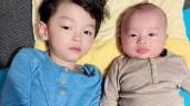 Con trai Mạc Hồng Quân mũi cao, da trắng bóc, chào đời mang 2 quốc tịch, hưởng lương 400 triệu