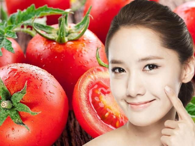 Những bí quyết làm đẹp từ cà chua giúp làn da sáng mịn hơn mỹ phẩm đắt đỏ