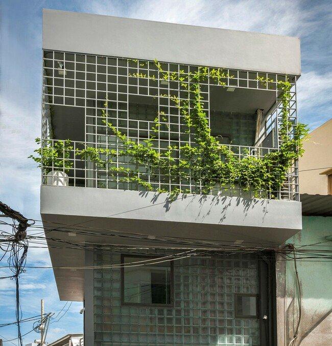 Ngôi nhà 18m2 của Việt Nam bất ngờ được báo Mỹ khen đáng sống - 3