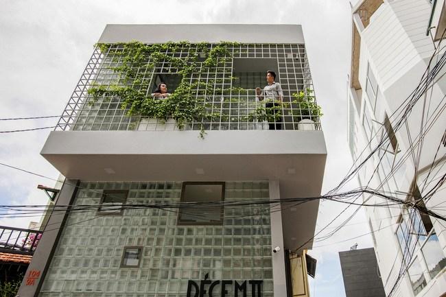 Ngôi nhà 18m2 của Việt Nam bất ngờ được báo Mỹ khen đáng sống - 4