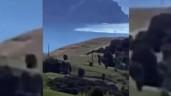 Sóng thần ở New Zealand sau động đất mạnh ở Thái Bình Dương