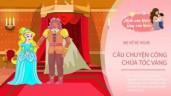 Truyện cổ tích: Công chúa tóc vàng