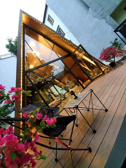 Căn nhà đẹp như mơ giữa Hà Nội, xây dựng chỉ với 300 triệu đồng - 7