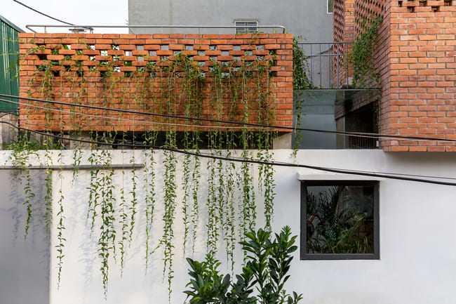 amp;#34;Thích mêamp;#34; căn nhà gạch mộc mạc, có vườn cây xanh mát giữa Hà Nội xô bồ - 12