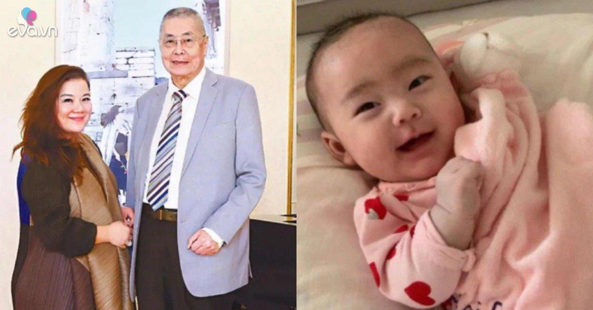 Đại sư piano phá kỷ lục sinh con: U90 lóng ngóng ẵm ngửa em bé mới 6 tháng tuổi