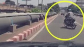 Clip: Dừng xe nhặt tiền, người đàn ông bị ô tô Mercedes tông văng