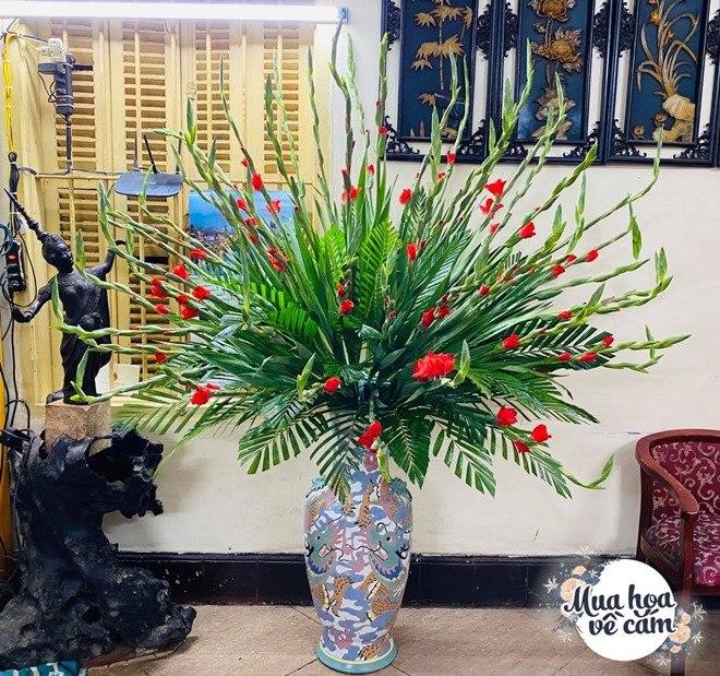 Mẹ Việt biến nhà rực sắc đón ngày 8/3, khoe muôn kiểu cắm hoa đẹp rụng rời - 3