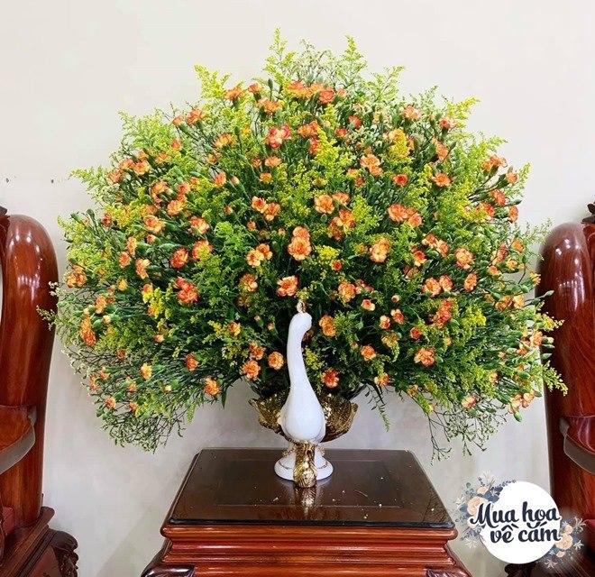 Mẹ Việt biến nhà rực sắc đón ngày 8/3, khoe muôn kiểu cắm hoa đẹp rụng rời - 4