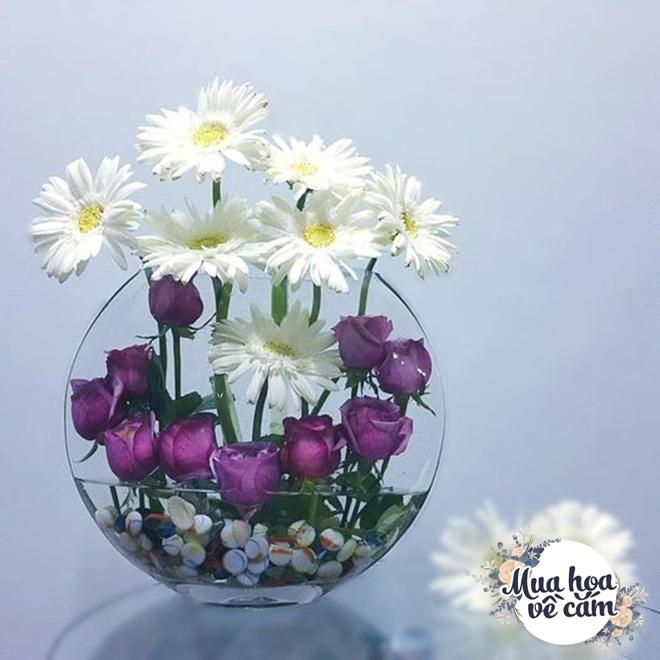 Mẹ Việt biến nhà rực sắc đón ngày 8/3, khoe muôn kiểu cắm hoa đẹp rụng rời - 21